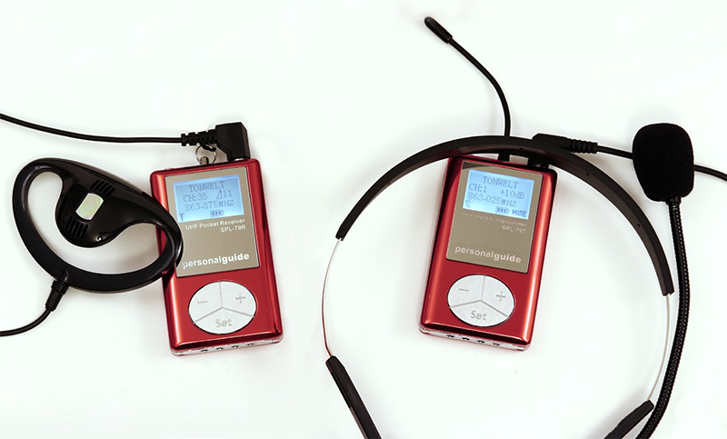 audiophone pour groupe