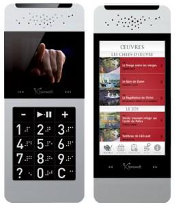 2 vidéoguides aux choix - supraguide et supraguide touch tonwelt