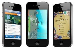 site et application pour téléphone mobile