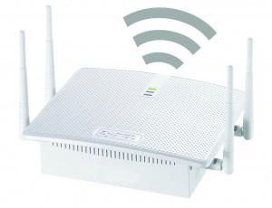 borne Wifi pour télécharger du contenu sur site